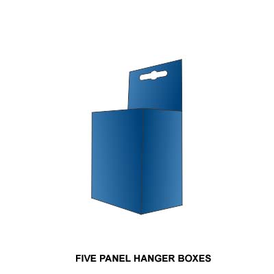 5 PANEL HANGER BOXES