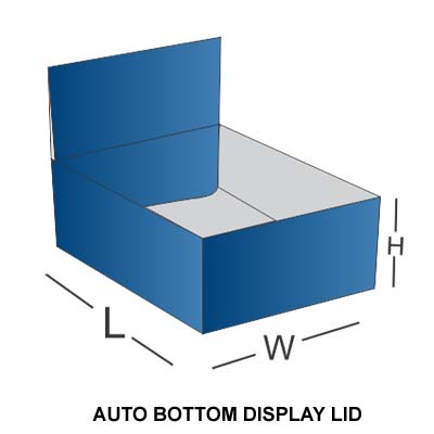 AUTO BOTTOM DISPLAY LIDs