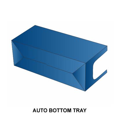 AUTO BOTTOM TRAY packaging