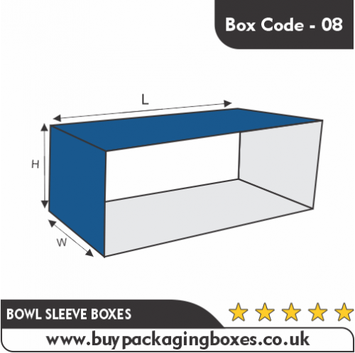 BOWL SLEEVE BOXES