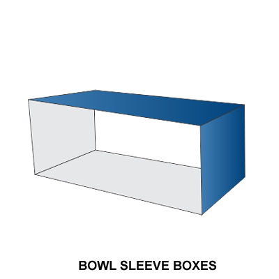 BOWL SLEEVE BOXES printing