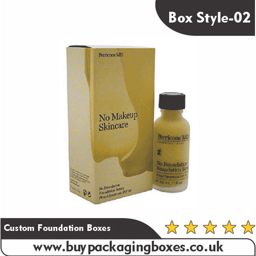 Custom Foundation Boxes 1