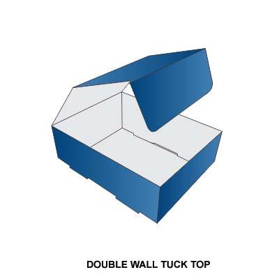 DOUBLE WALL TUCK TOP Box