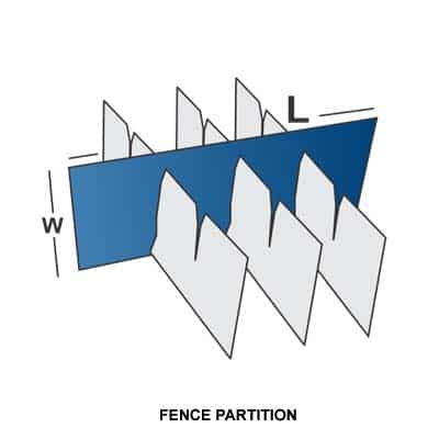FENCE PARTITION