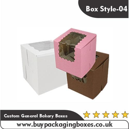Custom General Bakery Boxes