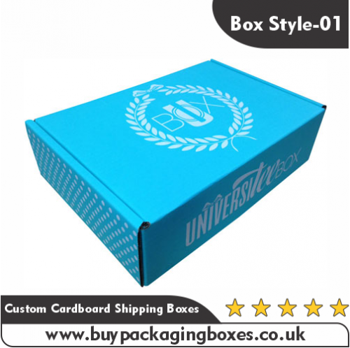 Custom Cardboard Shipping Boxes