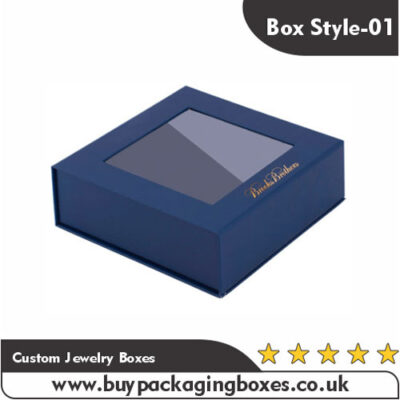 Custom Jewellery Boxes