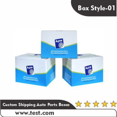 Custom Shipping Auto Parts Boxes