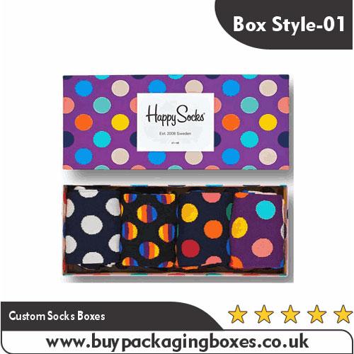 Boxes for Socks