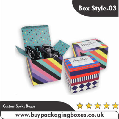 Custom Socks Boxes