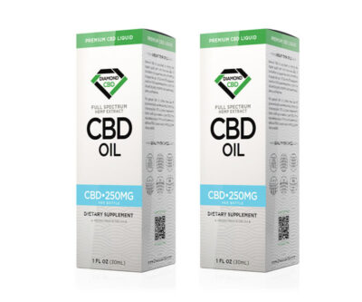 Hemp Oil Boxes