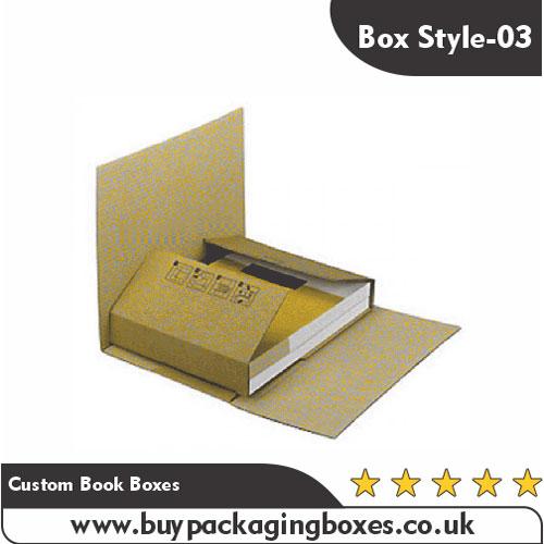 Custom Book Boxes