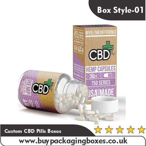 CBD Packaging Wholesale