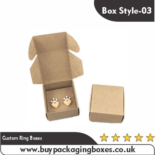 Custom jewellery packaging boxes