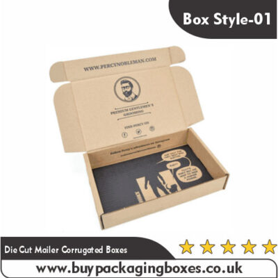 Die Cut Mailer Corrugated Boxes
