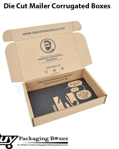 Die Cut Mailer Corrugated Boxes (3)