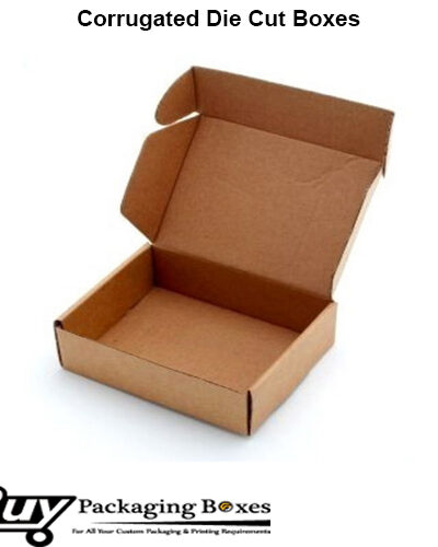 Custom Corrugated Die Cut Boxes UK