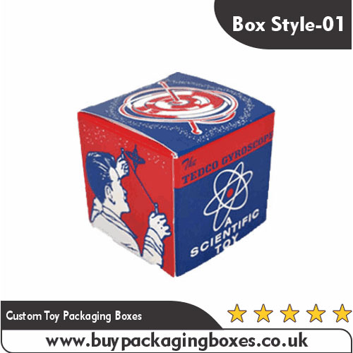 Custom Toy Packaging Boxes