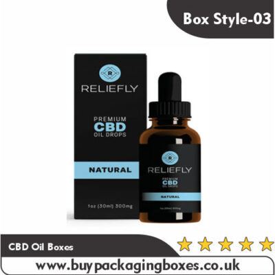 CBD Oil Boxes