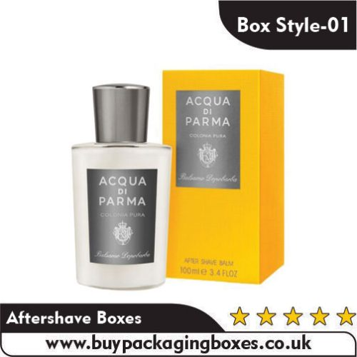 Aftershave Boxes