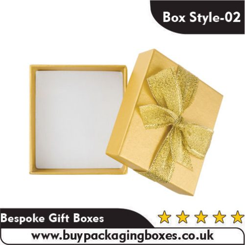 Bespoke Gift Packaging Boxes