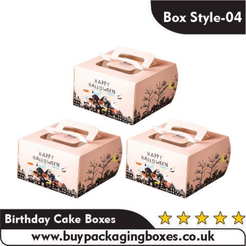 Birthday Cake Boxes wholesale