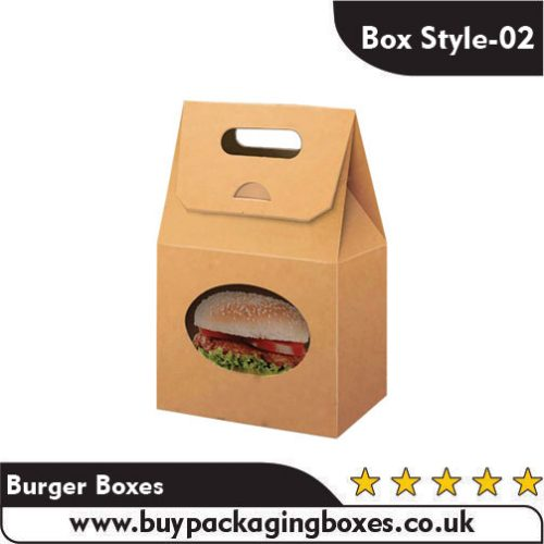 Burger Boxes wholesale