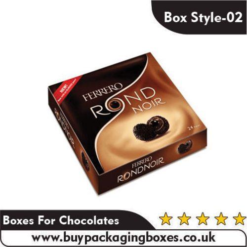 Custom Boxes For Chocolates