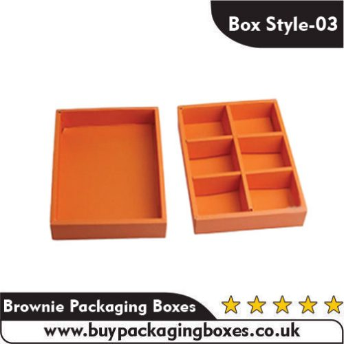 Brownie Packaging Boxes