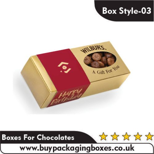 Boxes For Chocolates 1