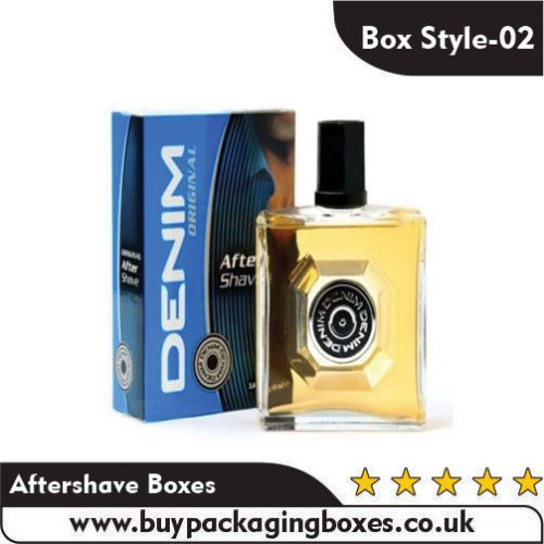custom Aftershave Boxes