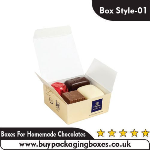 Boxes For Homemade Chocolates