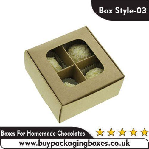 Custom Boxes For Homemade Chocolates
